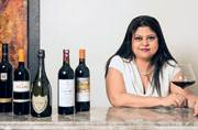 Meet India's first and only master of wine, Sonal Holland