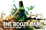 The booze ban