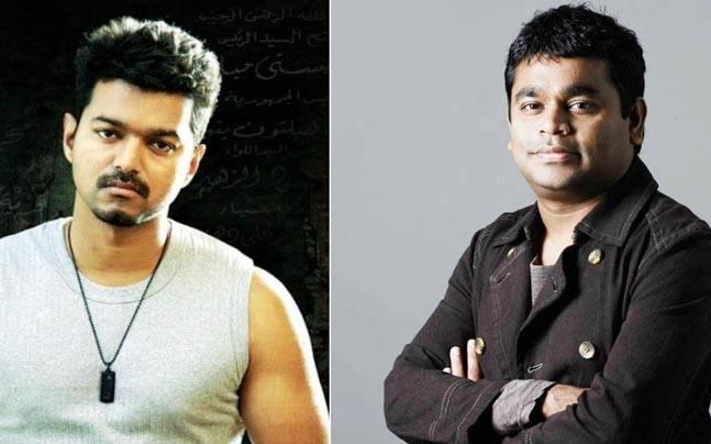 AR Rahman to compose for Vijay's next?