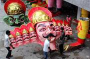 Did you know? Ravana was born in Greater Noida West