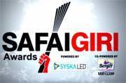 Safaigiri awards 2016