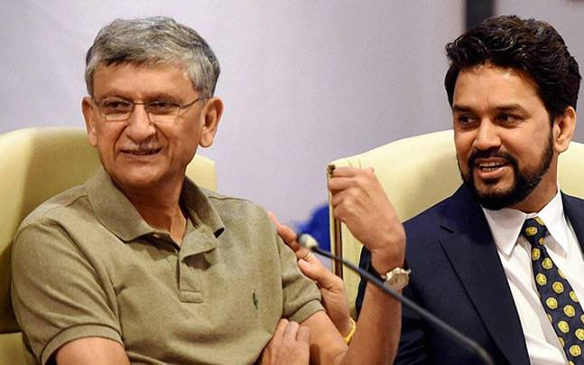 BCCI today remained defiant in the Supreme Court and refused to comply with the Lodha recommendations. (PTI Photo)