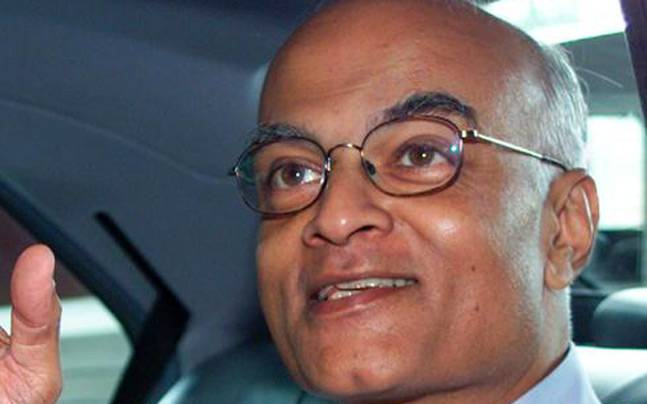 Former NSA Shiv Shankar Menon. Reuters photo.