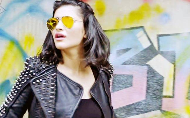 Shruti Haasan's new video makes some very valid points, Picture courtesy: YouTube/Blush