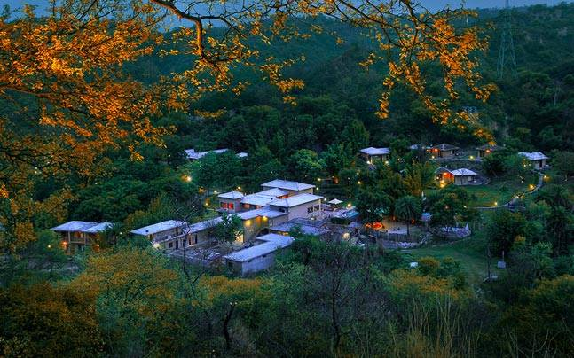 The Kikar Lodge. Picture courtesy: www.thekikarlodge.com