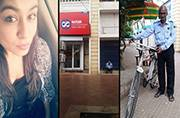 ATM security guard's cycle gets stolen, Pune woman goes out of her way to buy him a new one
