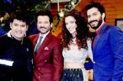 Harshvardhan, Saiyami promote Mirzya on The Kapil Sharma Show