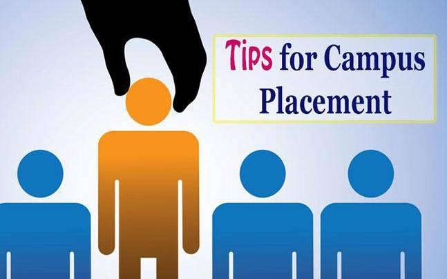 appearing for campus placement 7 things one should focus on
