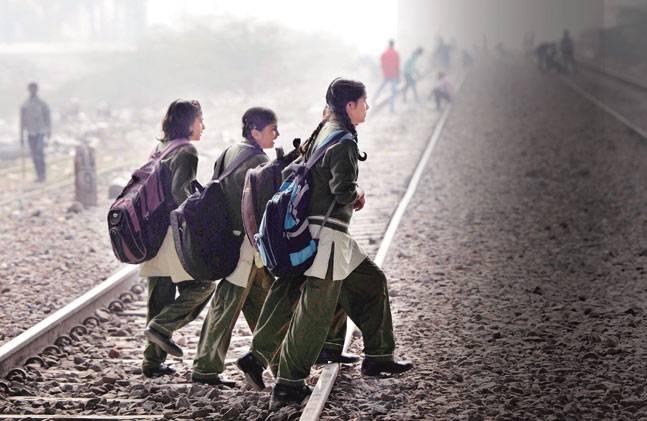 Female school dropouts, Uttar Pradesh