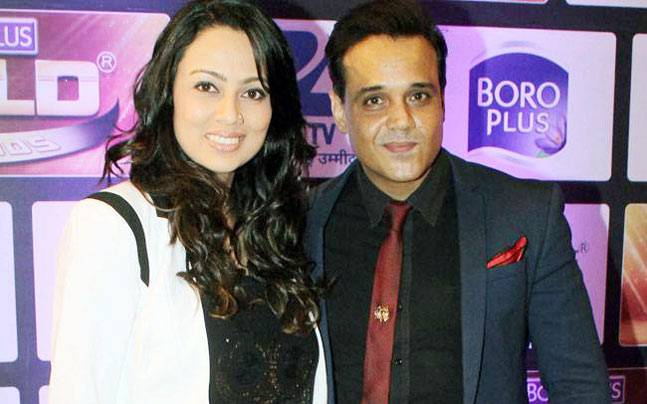 TV couple Gouri and Yash Tonk are expecting another child. Photo: Yogen Shah