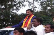 Beleaguered mining baron, former minister Janardhan Reddy returns to Bellari