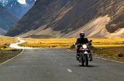 Pune bike rider raises funds for unprivileged by traveling 10,000 kms across India