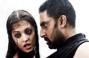 ADHM: Abhishek chooses football over Aishwarya's film. Displeased with intimate scenes?