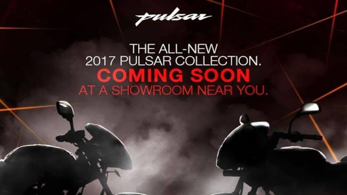 2017 Bajaj Pulsar Range teased ahead of launch - Auto News