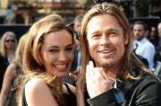 Brad Pitt is 'sleeping with an actress almost as big as Angelina Jolie'