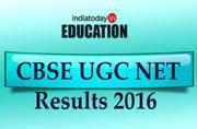 CBSE UGC NET July 2016 Results: Declared at www.cbsenet.nic.in