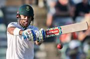 Perth Test: Jean-Paul Duminy, Dean Elgar gives South Africa the edge on 12-wicket day