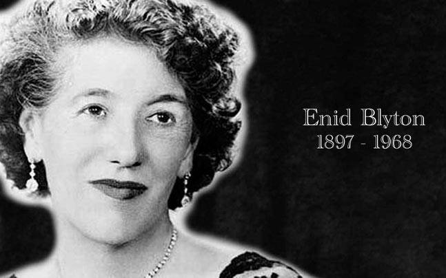 Enid Blyton's most famous quotes