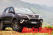 All new Fortuner review: We drive the new SUV from Toyota in Cochin