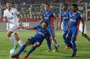 FC Goa fined, footballers Luciano Sabrosa and Rafael Dumas suspended for misconduct