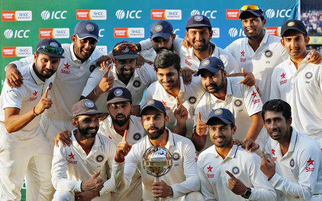 Image result for india test squad