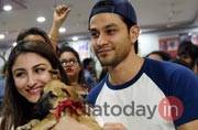 SEE PICS: Soha Ali Khan with puppy and hubby Kunal in tow will kill you with cuteness