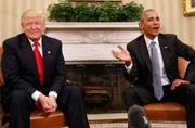 President Obama calls meeting with Trump at White House 'excellent'