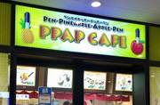 A Pen-Pineapple-Apple-Pen cafe? Hell yes!