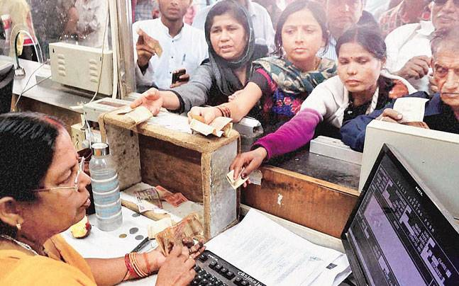 Currency crackdown: With nowhere to go, black money is now buying railway tickets