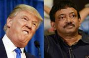 Move over, America. RGV trumps even Trump in being Drumpf