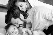SEE PICS: Riteish and Genelia's birthday wishes for son Riaan are too cute to miss