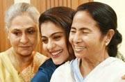 SEE PICS: SRK, Big B, Kajol at 2016 Kolkata Film Festival, Mamata plays host