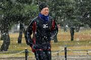 Tokyo hit by first November snow in 54 years, the last was when JFK was US President