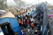 List of train accidents in India