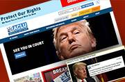 See you in court: American Civil Liberties Union to President-elect Donald Trump