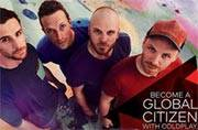 Coldplay's musical performance at the Global Citizen Festival was magical