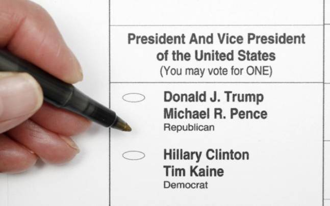 Why Is America A First World Country Still Using Paper Ballots For The Us Presidential Elections Fyi News