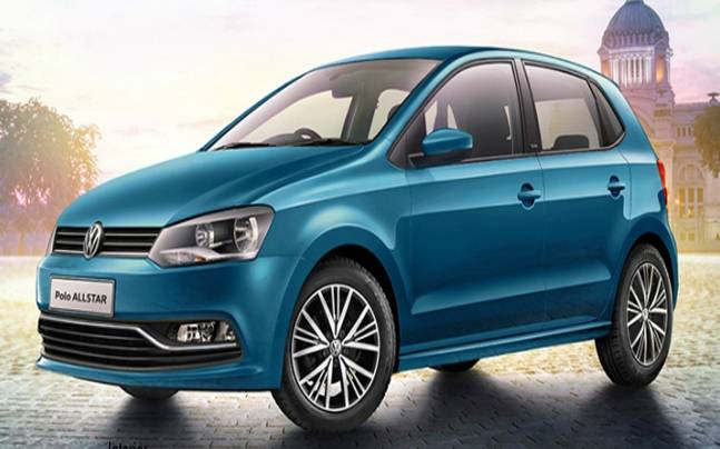 volkswagen polo allstar edition launched in india at rs lakh auto news. Black Bedroom Furniture Sets. Home Design Ideas