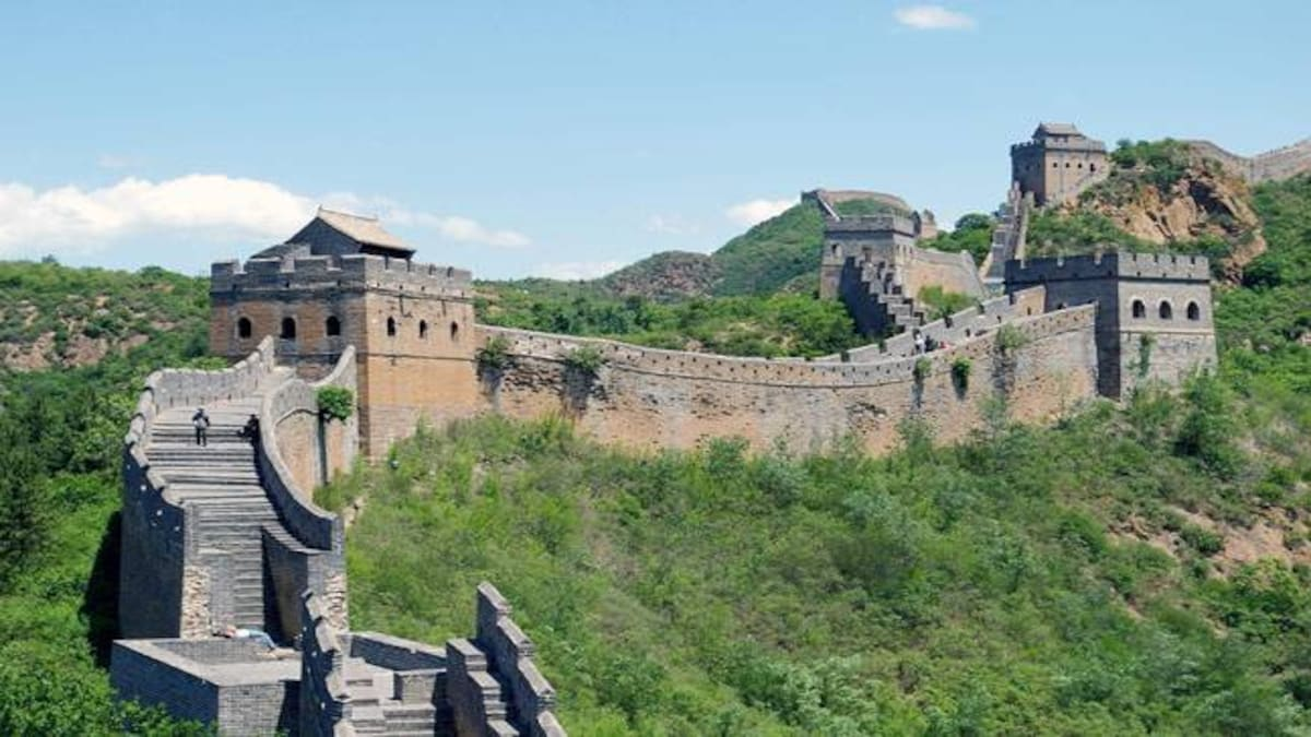 The Great Wall of China was opened for public 46 years ago: 10 amazing  facts - Education Today News