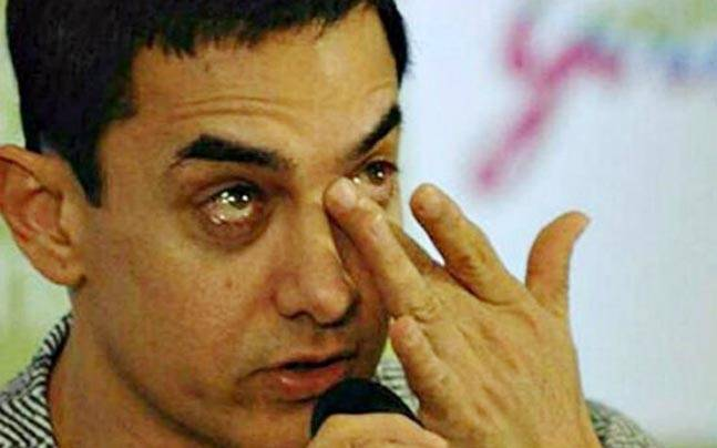 Aamir Khan's support to demonetisation couldn't be more dishonest and  foolish - Movies News