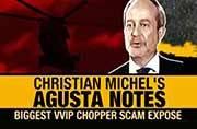 Agusta Exclusive: Diaries reveal Euro 16 million bribes to political family