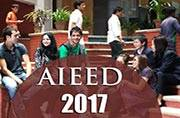 AIEED 2017: Check out the important dates