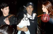 SEE PICS: Where are Akshay-Twinkle and kids Aarav-Nitara off to for Christmas?