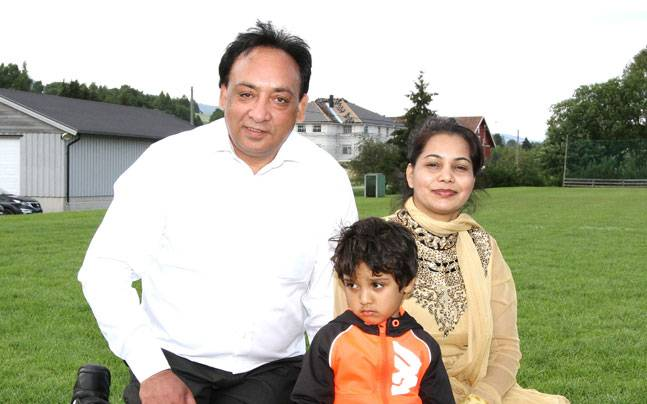 Norway child case: Aryan's Indian mother formally seeks help from