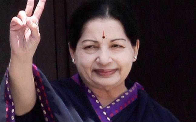 Jayalalithaa: How a little girl called Ammu became Amma of