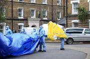 Crystal meth addict who dissolved UK police officer in acid gets life term