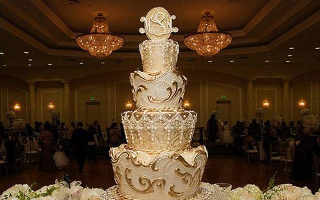 Here's what makes a cake worth 75 million dollars: Luxury ...