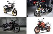 These bikes are coming to India in 2017