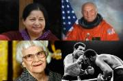 10 famous personalities who passed away in 2016