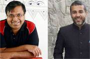Seeing Chetan Bhagat and Devdutt Pattanaik in the Forbes India Celeb 100 list is confusing us no end
